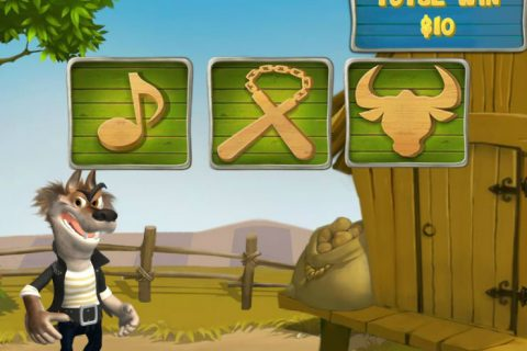 Piggies And The Wolf slot