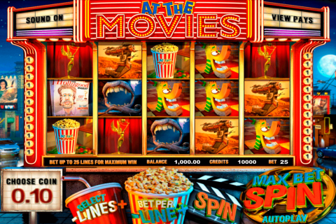at the movies betsoft