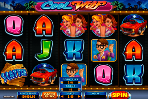 cool wolf microgaming free slot