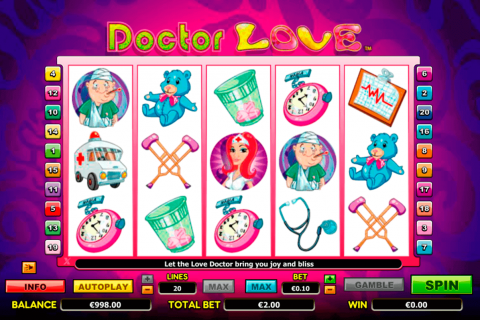 doctor love netgen gaming