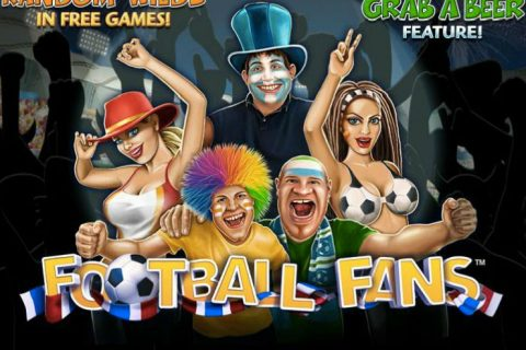 football fans slot playtech