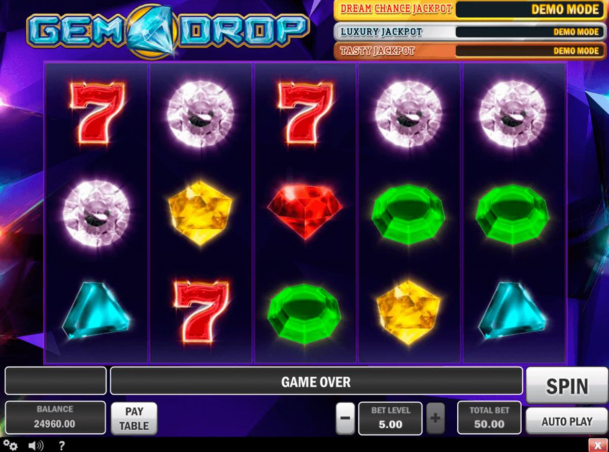 gem drop playn go