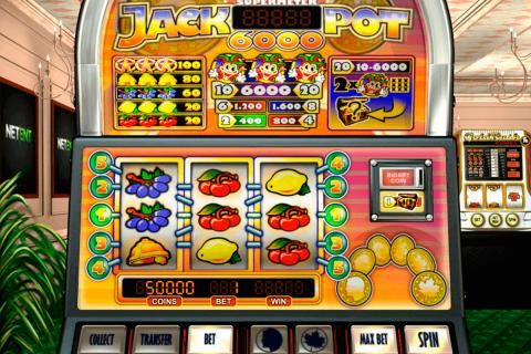 jackpot  netent
