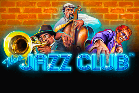 logo the jazz club playtech slot game