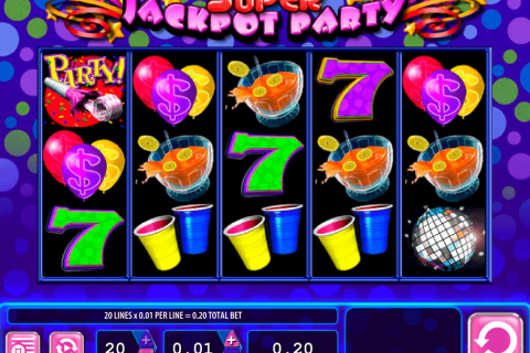 super jackpot party wms free slot