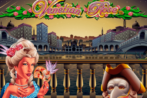 venetizn rose slot machine