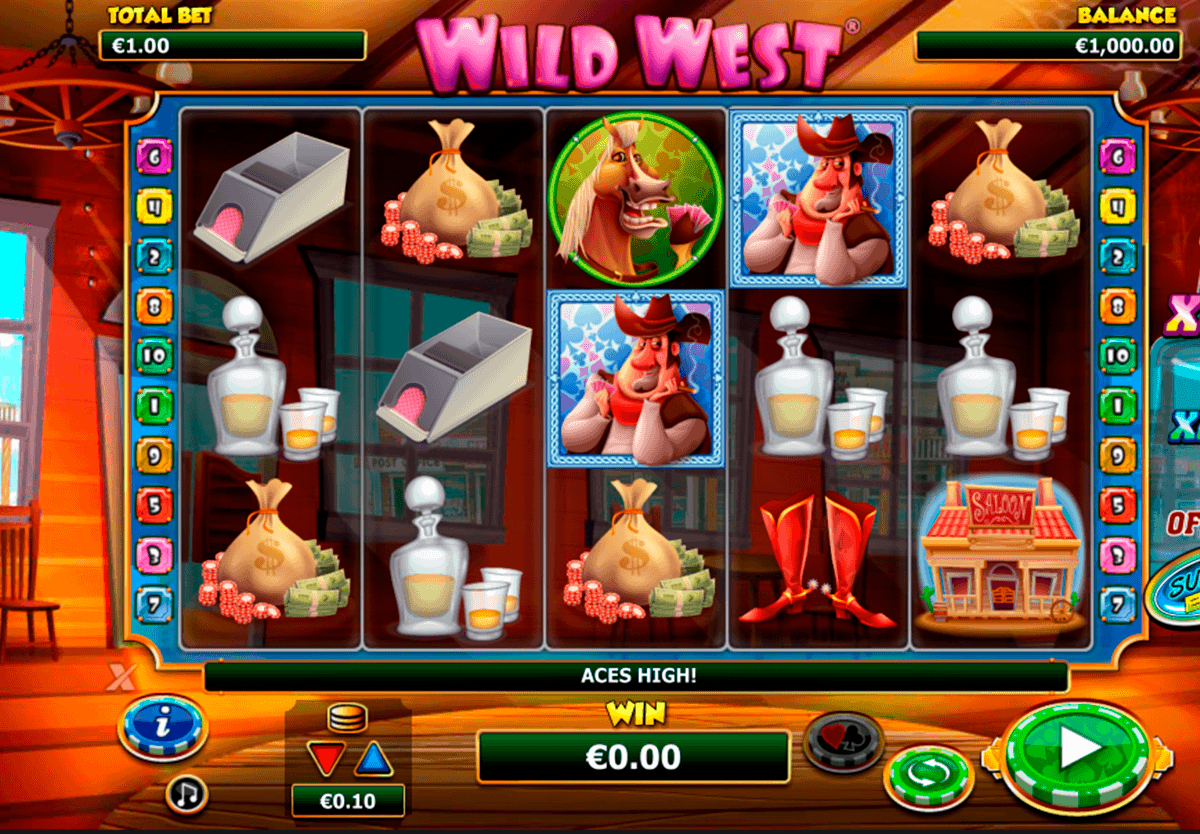 wild west netgen gaming