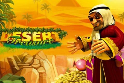 Desert Treasure by playtech