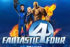 Fantastic Four Lines