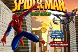 Spiderman Playtech