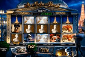 A Night In Paris Betsoft