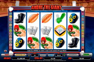 Andre The Giant Netgen Gaming