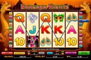 Bangkok Nights Netgen Gaming