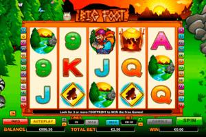 Big Foot Netgen Gaming