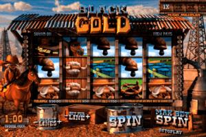 Black Gold Betsoft