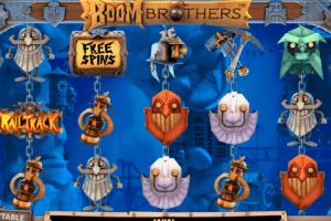 Boom Brothers Netent
