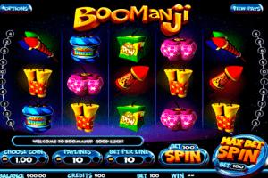 Boomanji Betsoft