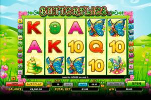 Butterflies Netgen Gaming