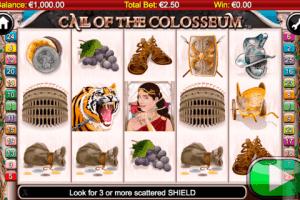 Call Of The Colosseum Netgen Gaming