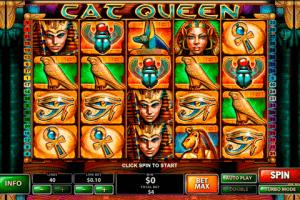 Cat Queen Playtech