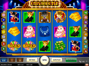 Cats And Cash Playn Go