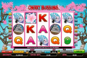 Cherry Blossoms Netgen Gaming