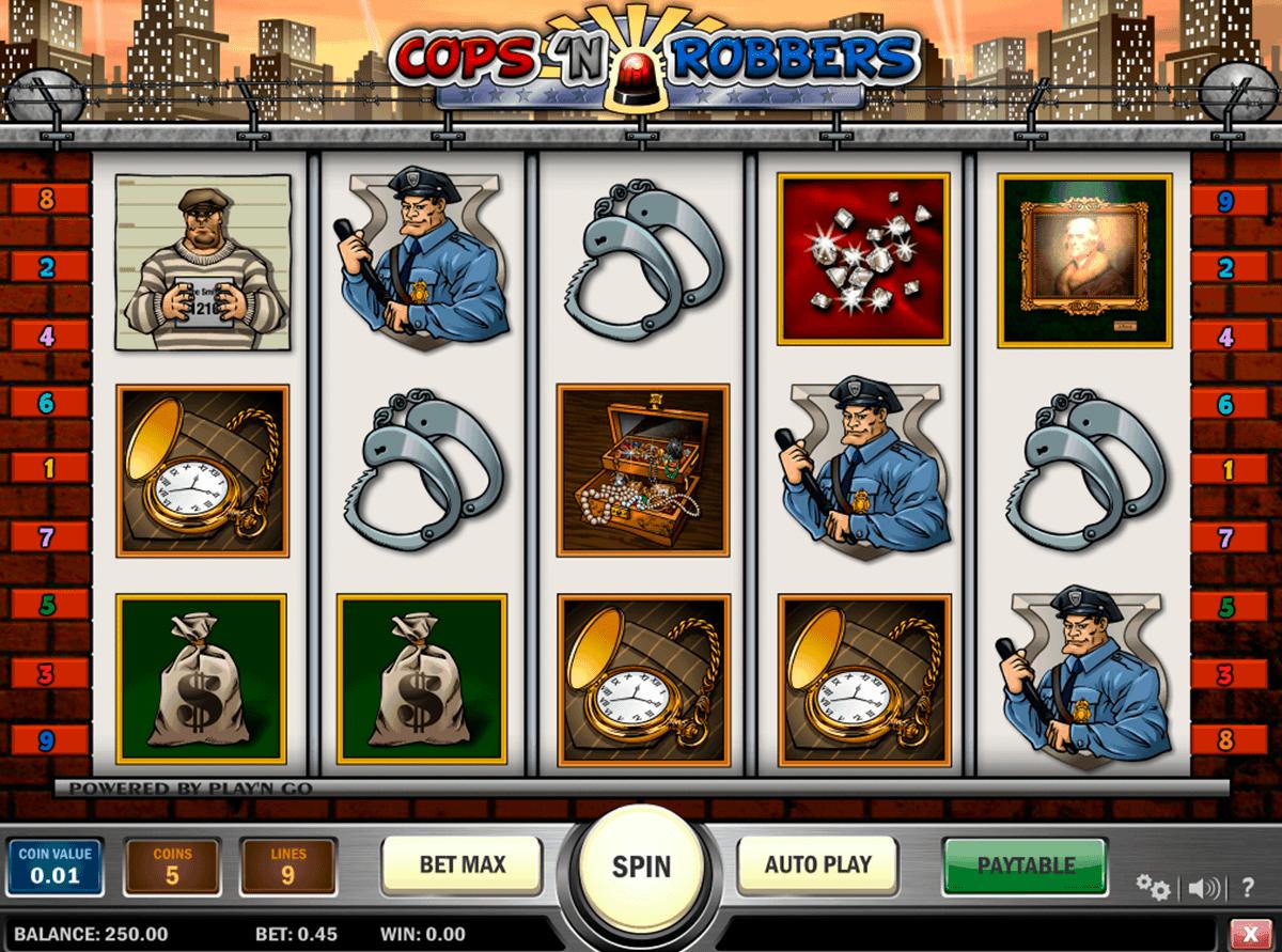 cops n robbers playn go