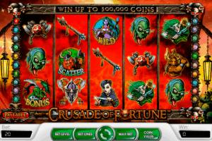 Crusade Of Fortune Netent
