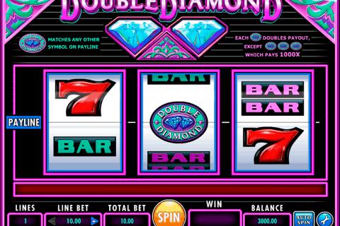 double diamond igt free slot