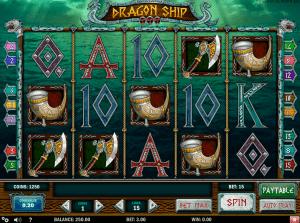 Dragon Ship Playn Go