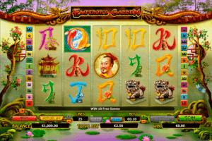 Emperors Garden Netgen Gaming