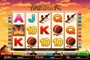 Fire Hawk Netgen Gaming
