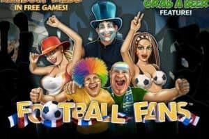 Football Fans Slot Playtech