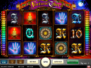 Fortune Teller Playn Go