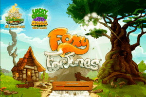 Foy Fortunes Online Slot Playtech