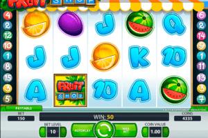 Fruit Shop Netent