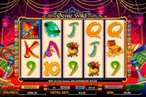 Genie Wild Netgen Gaming