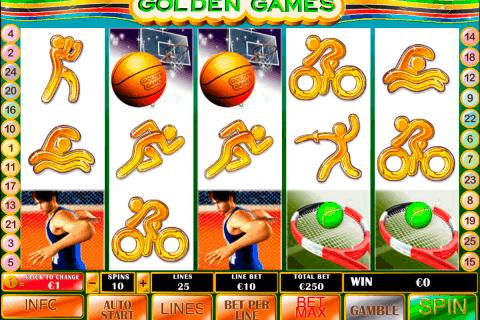 golden games playtech