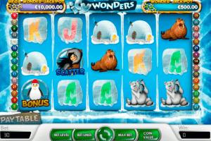 Icy Wonders Netent