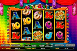 Joker Jester Netgen Gaming