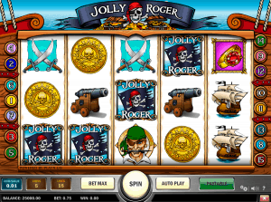 Jolly Roger Playn Go