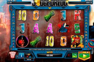 Judge Dredd Netgen Gaming