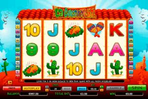 La Cucaracha Netgen Gaming