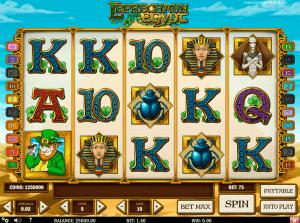 Leprechaun Goes Egypt Playn Go