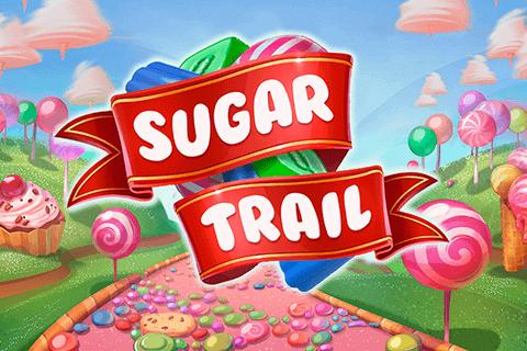 logo sugar trail quickspin slot game