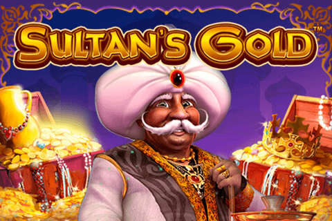 logo sultans gold playtech slot game