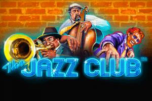 Logo The Jazz Club Playtech Slot Game