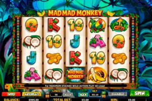 Mad Mad Monkey Netgen Gaming