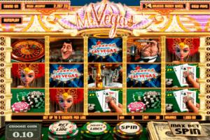 Mr Vegas Betsoft