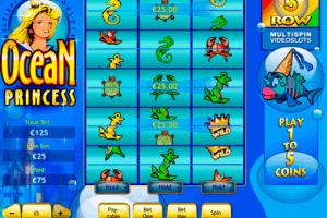 Ocean Princess Playtech Free Slot
